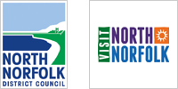Visit Norfolk Norfolk & North Norfolk District Council Logos > Pad Publishing Customer